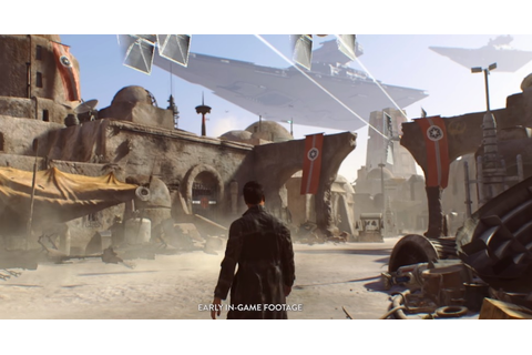 Star Wars by Visceral Games (Star Wars 1313)Game playing info