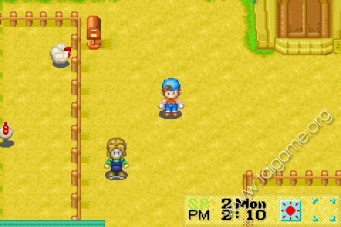 Harvest Moon: Friends of Mineral Town - Download Free Full ...