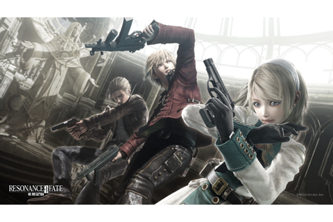 Resonance of Fate Remaster Is Real, Launches in October on ...