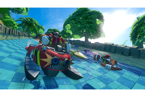 Sonic And All Stars Racing Transformed - GameSave