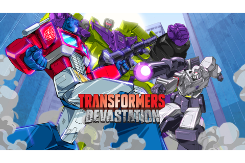 TRANSFORMERS™: Devastation Game | PS4 - PlayStation