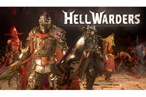 Hell Warders Free Download (Beta) PC Games | ZonaSoft