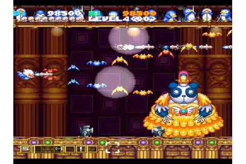 Parodius - Forever With Me (Kid Dracula) - Boss 1 Disco ...