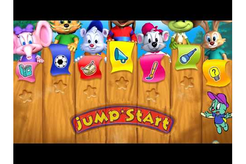JumpStart Advanced 1st Grade - Longplay - YouTube