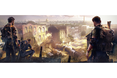 Tom Clancys The Division 2 4k, HD Games, 4k Wallpapers ...