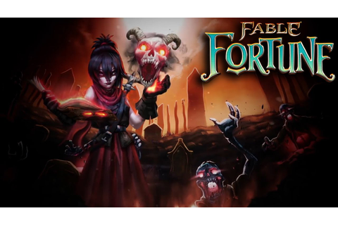 Fable Fortune - Gameplay Trailer - YouTube