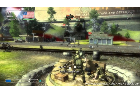Toy Soldiers Cold War [XBLA][Arcade][Jtag/RGH] - Download ...