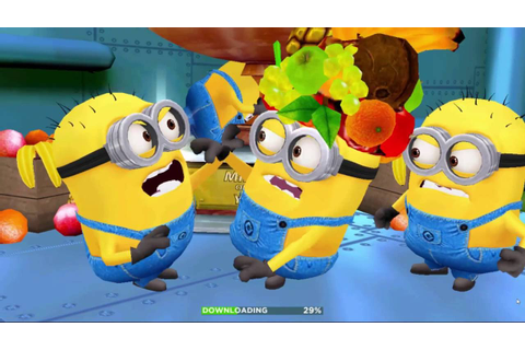 Despicable Me : Minion Rush Banana Run Funny Game ...