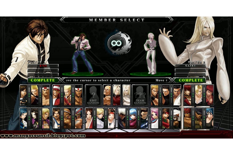 The King of Fighters XIII Save Game | Manga Council