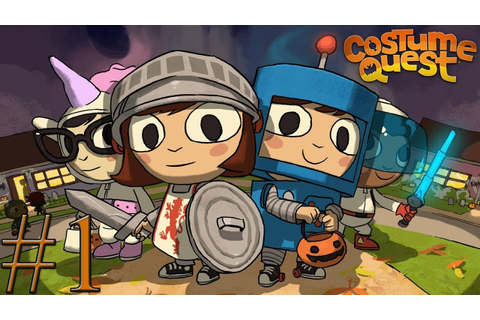 Costume Quest 2: Double Fine's Sequel Arriving Halloween ...