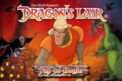 'Dragon's Lair' Arrives for the iPhone – TouchArcade
