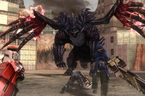 GOD EATER Resurrection & GOD EATER 2 Rage Burst Coming To ...