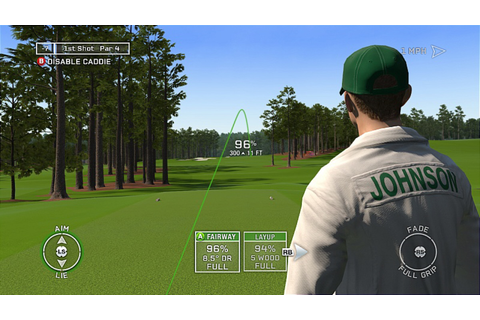 Tiger Woods PGA Tour 12: The Masters Achievements and ...