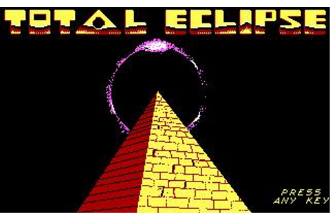 Total Eclipse Download (1988 Arcade action Game)