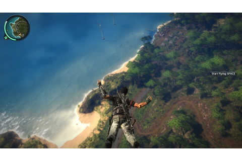 Just Cause 2 - Game Reviews | thisguyhelps