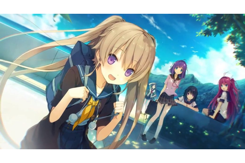 Aokana: Four Rhythm Across the Blue Limited Edition No ...