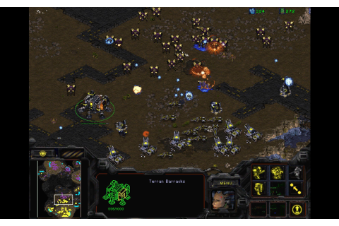 StarCraft: Remastered on Qwant Games