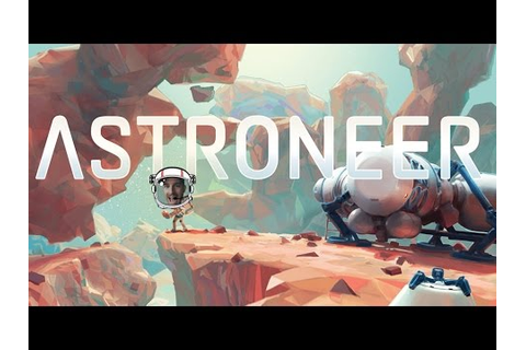 Astroneer Game Preview! PS4 Camera giveaway drawing! - YouTube