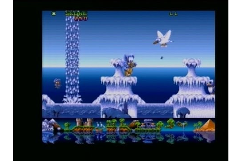 FIRE AND ICE (AMIGA - FULL GAME) - YouTube
