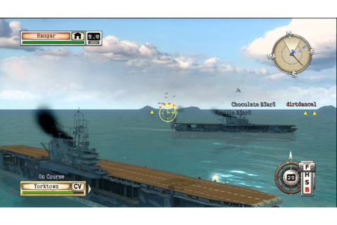 Battle Stations Midway Gameplay LIVE COMMENTARY- Teddy ...