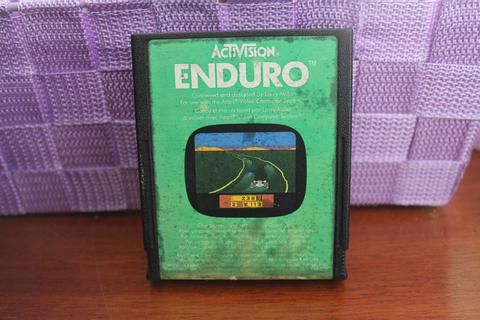 ENDURO Game Cartridge ATARI 2600 | eBay