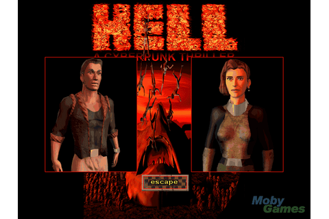 Download Hell: A Cyberpunk Thriller - My Abandonware