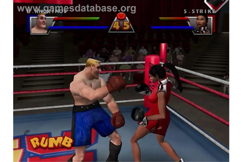Ready 2 Rumble Boxing: Round 2 - Sega Dreamcast - Games ...