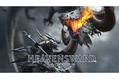 FINAL FANTASY® XIV: Heavensward™ Game | PS4 - PlayStation