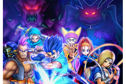 Dragon's Den > Dragon Quest Monster Battle Road Victory ...
