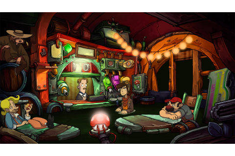 Download Goodbye Deponia Full PC Game