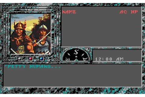 The Dark Queen of Krynn (Amiga) Game Download