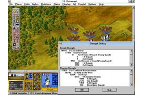 Battleground 6: Napoleon in Russia Download (1997 Strategy ...