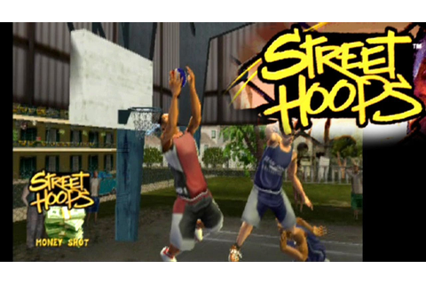 Street Hoops ... (PS2) - YouTube