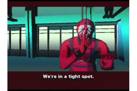 Iwazaru from Killer 7 - YouTube