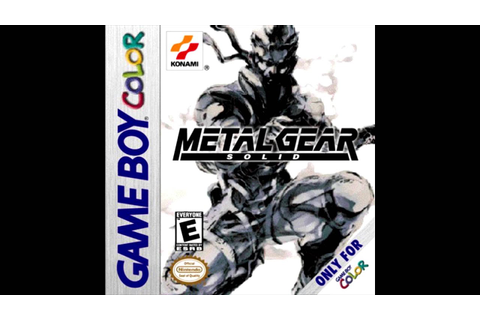Metal Gear: Ghost Babel OST - 01. Gander Stage 1 - YouTube