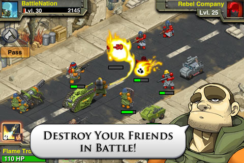 Battle Nations « War Strategy game for iPhone and iPad