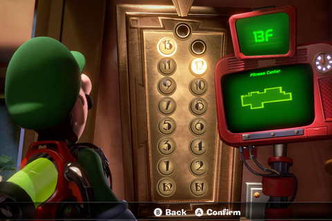 Luigi's Mansion 3 13F gems locations guide - Polygon