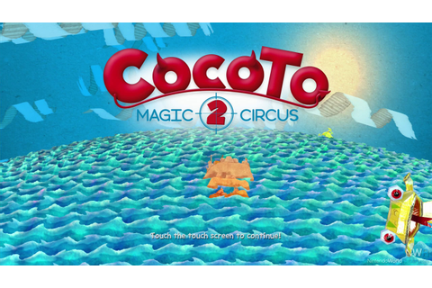 Cocoto Magic Circus 2 - Game - Nintendo World Report