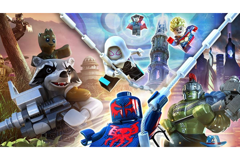 [WATCH] LEGO Marvel Super Heroes 2 releases full ...