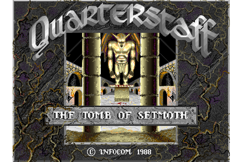 Opinions on Quarterstaff: The Tomb of Setmoth
