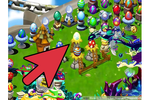 How to Breed a Sun Dragon in DragonVale: 5 Steps (with ...