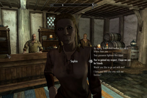 New Skyrim Mod Makes NPC Interactions Much More Flavorful