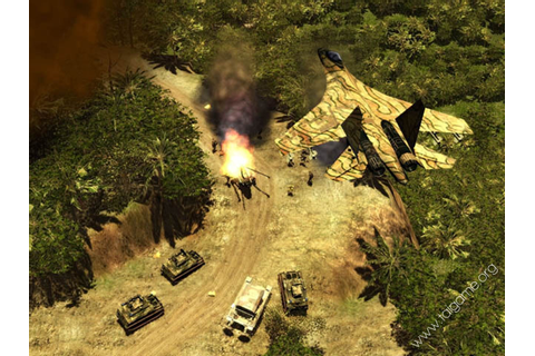 Act of War: High Treason - Download Free Full Games ...
