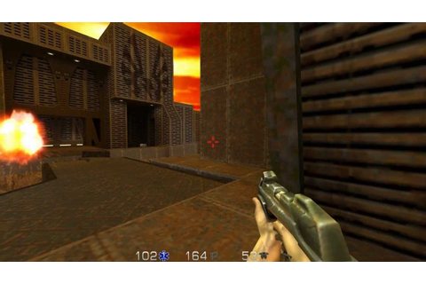 Quake II (PC) 1080p Gameplay - YouTube