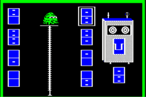 Download Learning with FuzzyWOMP (Apple II) - My Abandonware