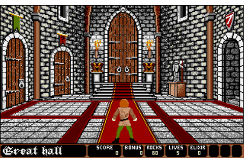 Download Dark Castle - My Abandonware