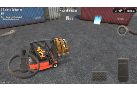 Extreme Forklifting 2 – Games for Android – Free download. Extreme ...