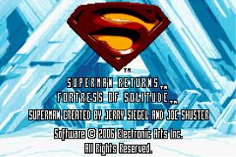 Superman Returns - Fortress of Solitude | Gbafun is a ...
