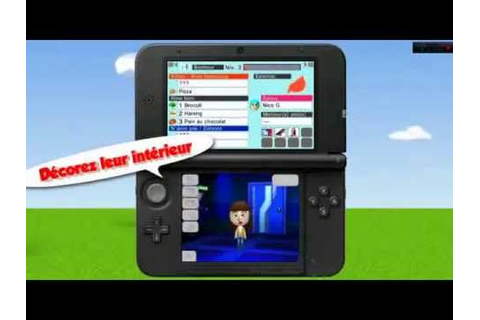 New Game Tomodachi Life June 2014 Nintendo 3DS - YouTube