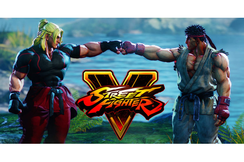 Street Fighter 5 Full Version PC Game Download for Free ...